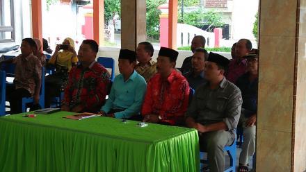 Rapat Pleno Penetapan Calon Kepala Desa Yang Berhak dipilih
